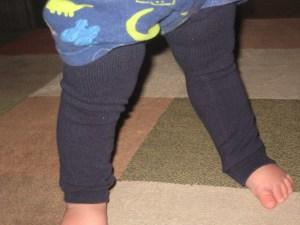 kickin creations baby legs