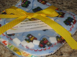 ruby moon cloth wipes